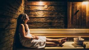 Hamyinen sauna