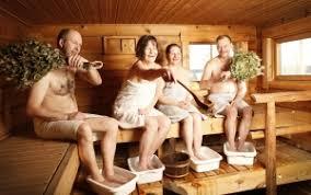Sauna pidentää ikaa