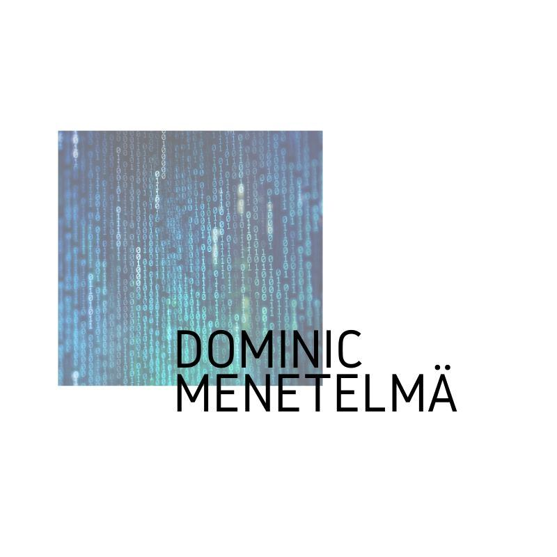 Dominic menetelmä oppaan kansikuva